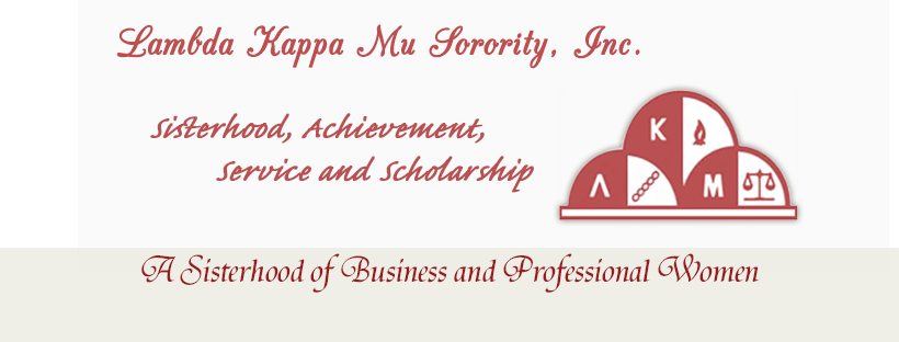 Lambda Kappa Mu Sorority, Inc.